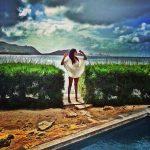 Meghan Markle Instagram, St Barths August 27. 2014.