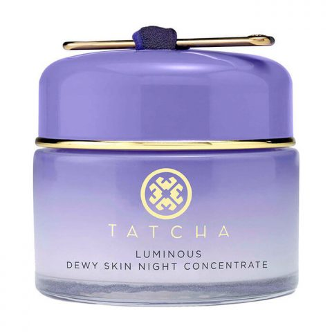 Tatcha Luminous Dewy Skin Night Concentrate Moisturizer as used by Meghan Markle, Duchess of Sussex