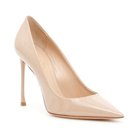 Dior Dioressence Pumps in Nude as seen on Meghan Markle, Duchess of Sussex