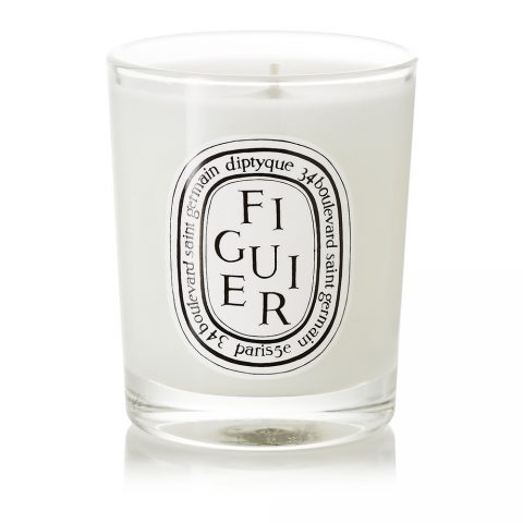 Diptyque Figuier Scented Candle as seen in Meghan Markle's Toronto home.