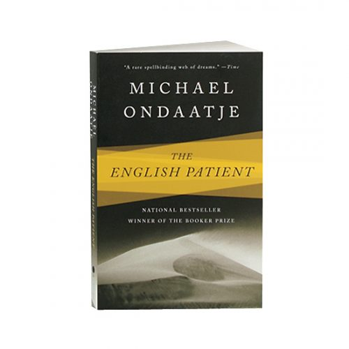The English Patient by Michael Ondaatje as read by Meghan Markle and seen on her Instagram.