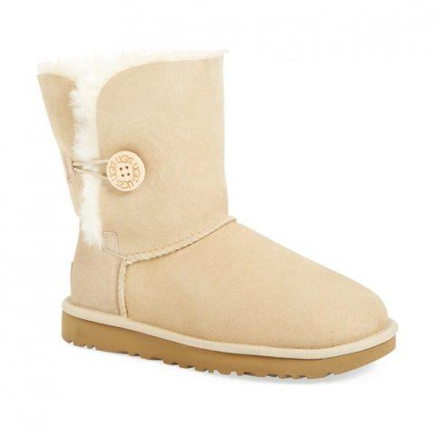 UGG Bailey Button II Boots as seen on Meghan Markle Instagram.