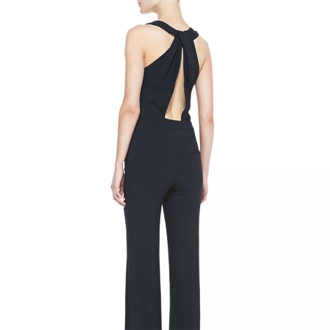 A.L.C. Olive Sleeveless Jumpsuit as seen on Meghan Markle