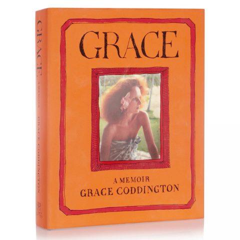 Grace: A Memoir by Grace Coddington as seen in Meghan Markle's Toronto home.