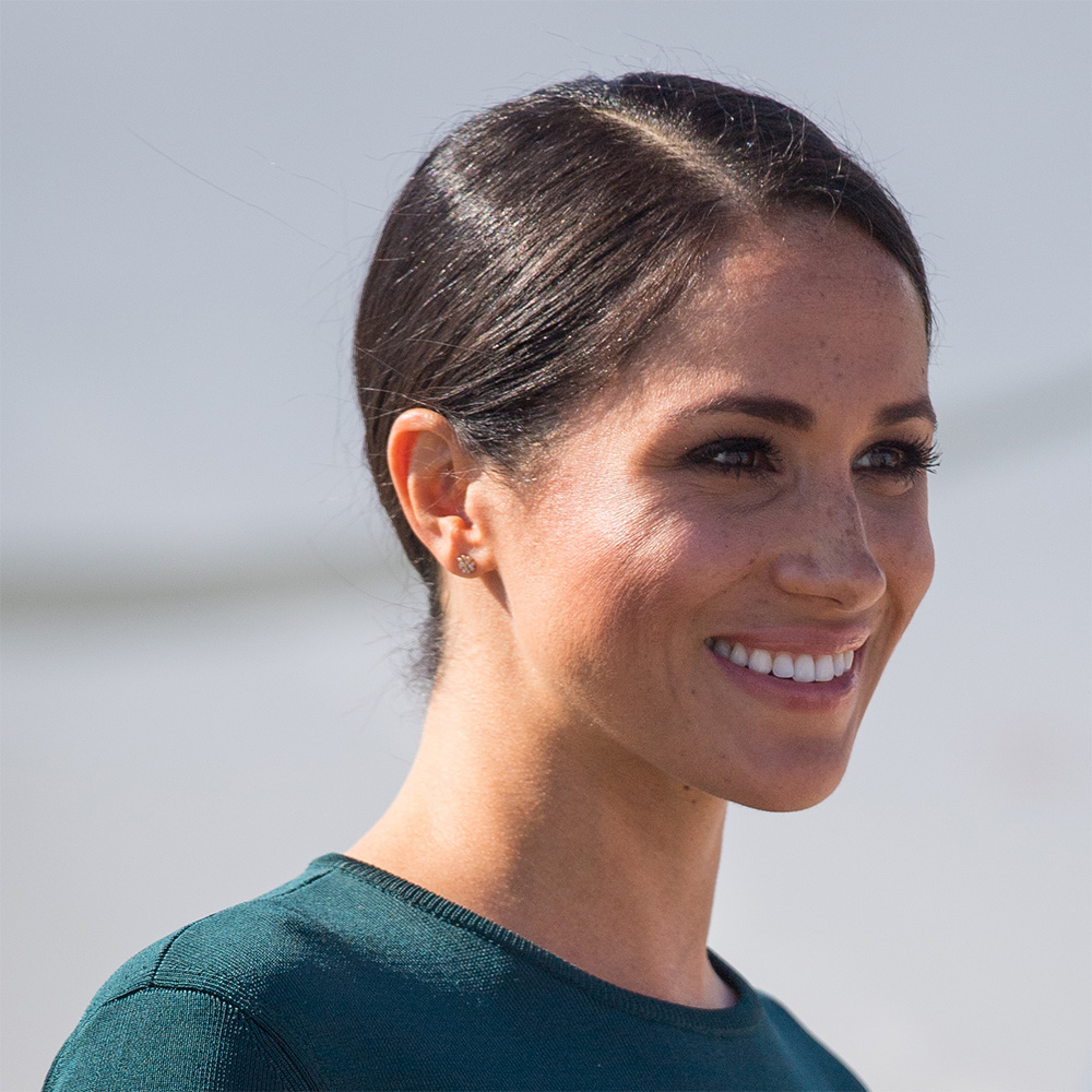 Prince Harry, Duke of Sussex and Meghan, Duchess of Sussex visit Dublin, Ireland on July 10, 2018.