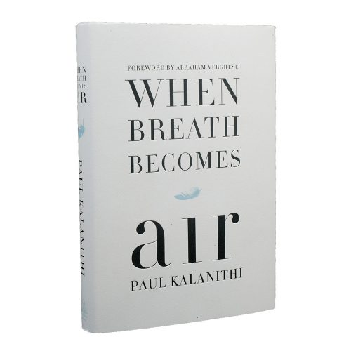 When Breath Becomes Air by Paul Kalanithi as read by Meghan Markle and seen on her Instagram in 2016.
