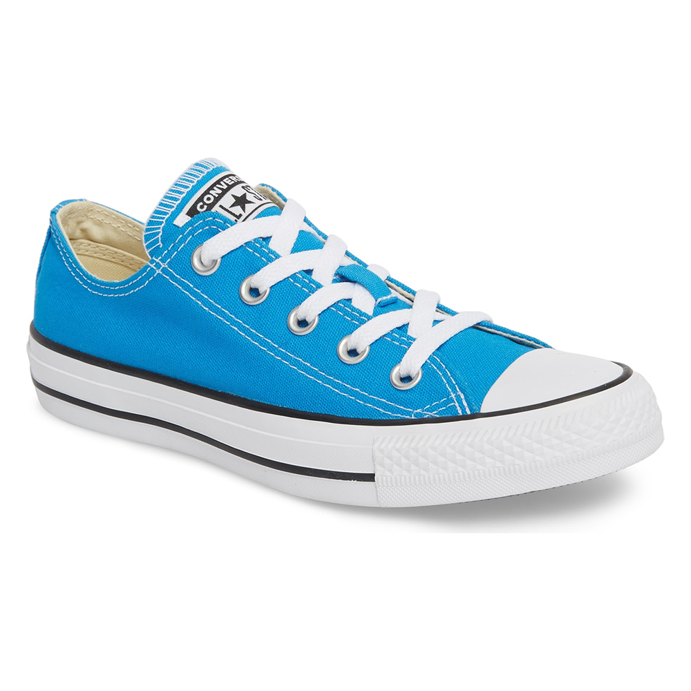 Converse Chuck Taylor All Star Sneaker in Blue Hero as seen on Meghan Markle