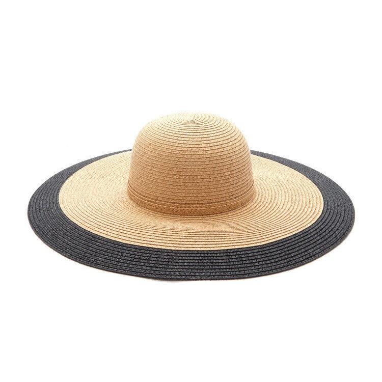 5d37ac1e22cb9 Forever 21 Floppy Straw Hat as seen on Meghan Markle