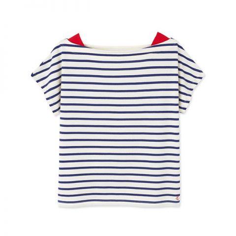 Petit Bateau Striped T-Shirt as seen on Meghan Markle