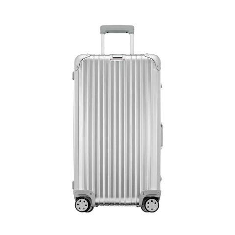 Rimowa Topas Sport Suitcase as seen on Meghan Markle Instagram
