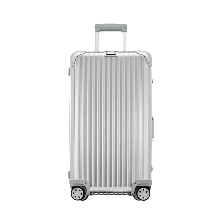 Rimowa Topas Sport Suitcase as seen on Meghan Markle Instagram