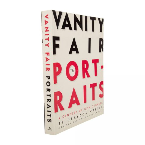 Vanity Fair: The Portraits coffee table book as seen in Meghan Markle's Toronto home
