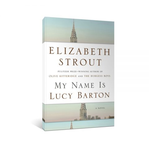 My Name is Lucy Barton by Elizabeth Strout as read by Meghan Markle and seen on her Instagram.