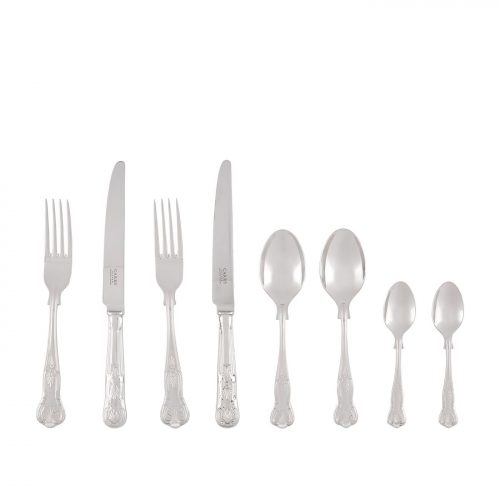 Carrs Silver Kings Cutlery as used by Meghan Markle and seen on her Instagram.