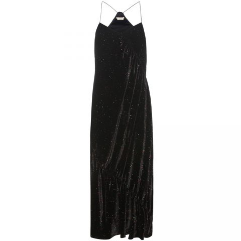 Edun Printed Velvet Dress as seen on Meghan Markle