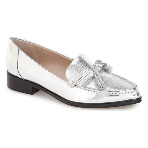 French Connection 'Lonnie' Tassel Loafer as seen on Meghan Markle