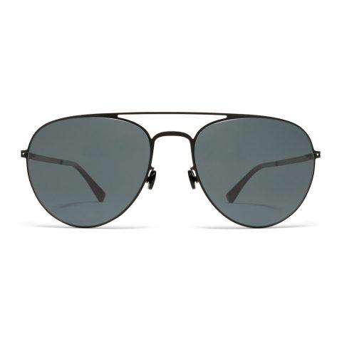 Mykita 'Samu' sunglasses in Black as seen on Meghan Markle