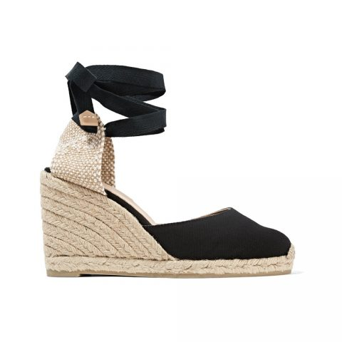 Castañer 'Carina' canvas wedge espadrilles as worn by the Duchess of Sussex / Meghan Markle
