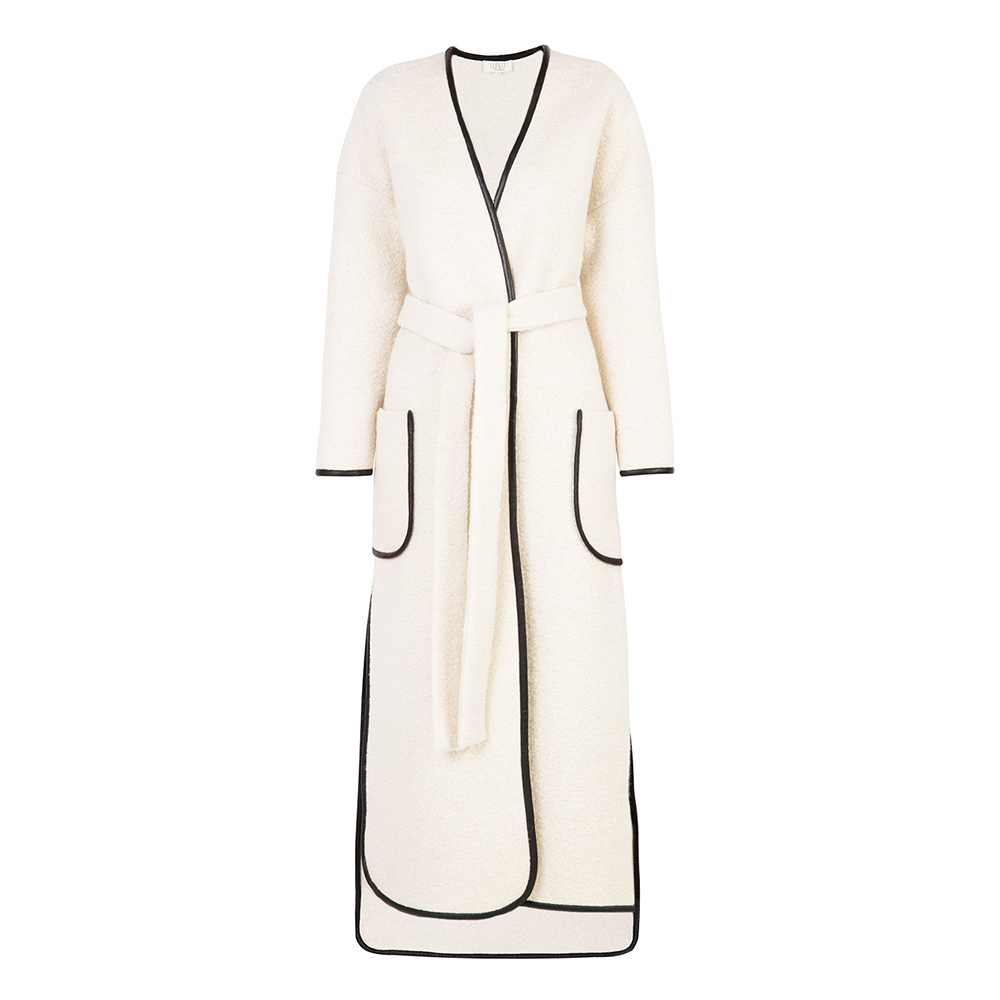 Kira Plastinina Wool Coat Meghan Maven