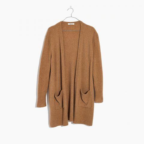 Madewell Kent Cardigan Sweater as seen on Meghan Markle