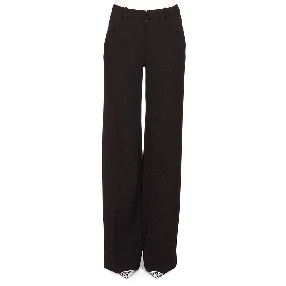 Roland Mouret 'Lucanus' Wide-Leg Trousers as seen on Meghan Markle