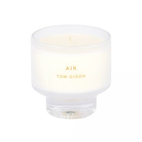 Tom Dixon Air Scented Candle as seen in Meghan Markle's Toronto home on her Instagram.