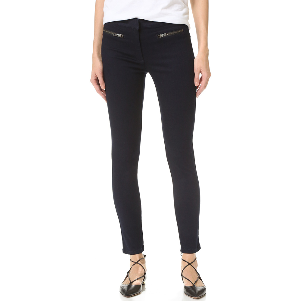 Veronica Beard Zip Crop Jeans as seen on Meghan Markle