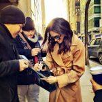 Meghan Markle Instagram 16 February 2015