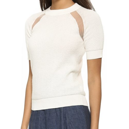 Misha Nonoo Cropped Sweater as seen on Meghan Markle