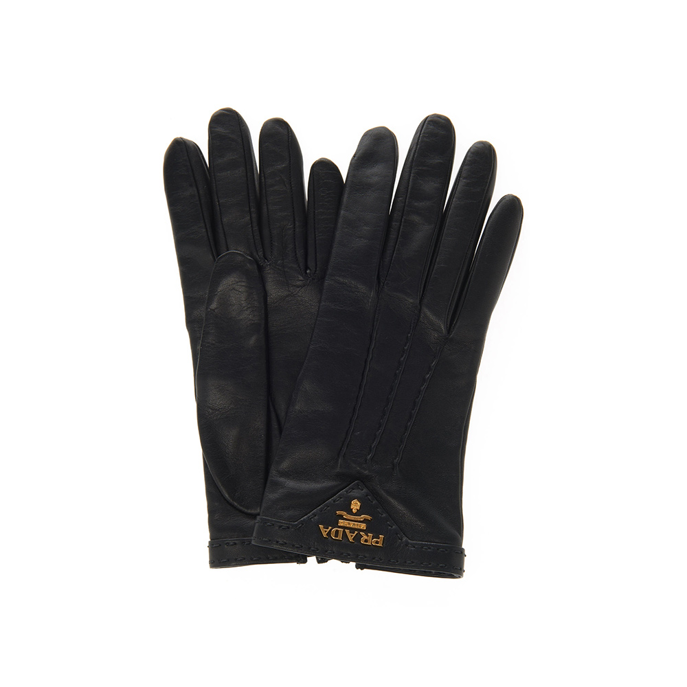 Prada Leather Gloves as worn by Meghan Markle, the Duchess of Sussex