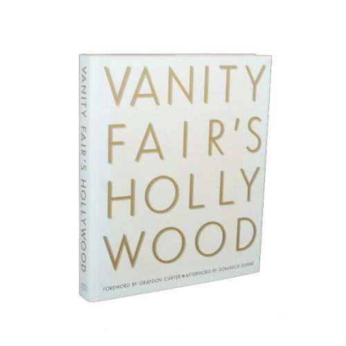 Vanity Fair's Hollywood coffee table book as seen on Meghan Markle's Instagram