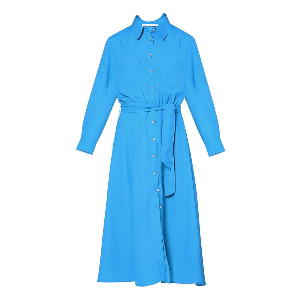 740fc7a97ff Veronica Beard  Cary  shirt dress as seen on Meghan Markle   Duchess ...