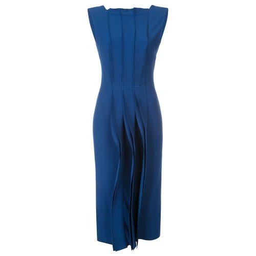 Jason Wu Vertical Strips Dress as seen on Meghan, Duchess of Sussex