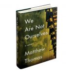 We Are Not Ourselves book by Matthew Thomas as read by Meghan Markle and seen on her Instagram.