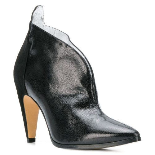 Givenchy leather ankle boots as seen on Meghan, Duchess of Sussex