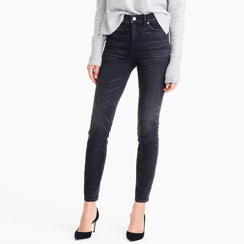 J.Crew Toothpick Jeans in Charcoal Wash as seen on Meghan, Duchess of Sussex