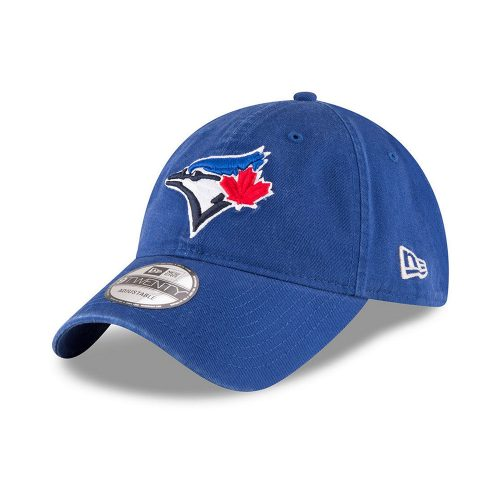 New Era Toronto Blue Jays 9TWENTY Fitted Cap in Royal Blue as seen on Meghan Markle