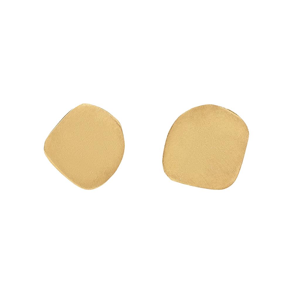 Pippa Small Nosheen Stud Earrings as seen on Meghan, Duchess of Sussex.