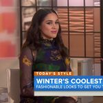 Meghan Markle on the TODAY Show on 15 January, 2016.