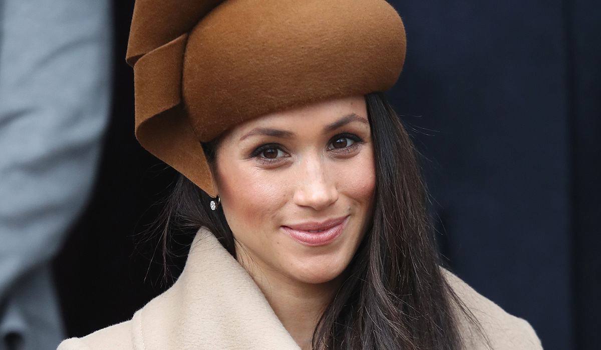 Meghan Markle attends first Christmas Day church service with Royals