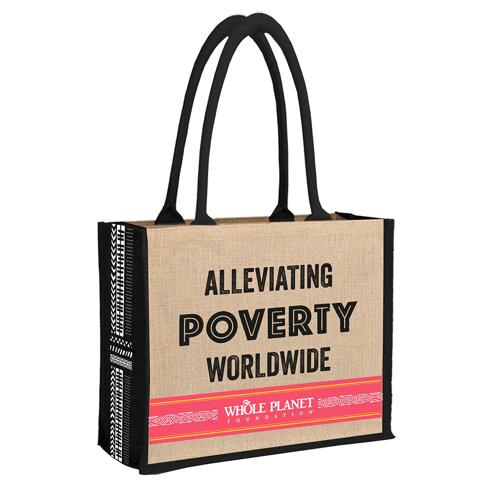 Whole Foods Planet Foundation Poverty Shopping Bag as used by Meghan Markle