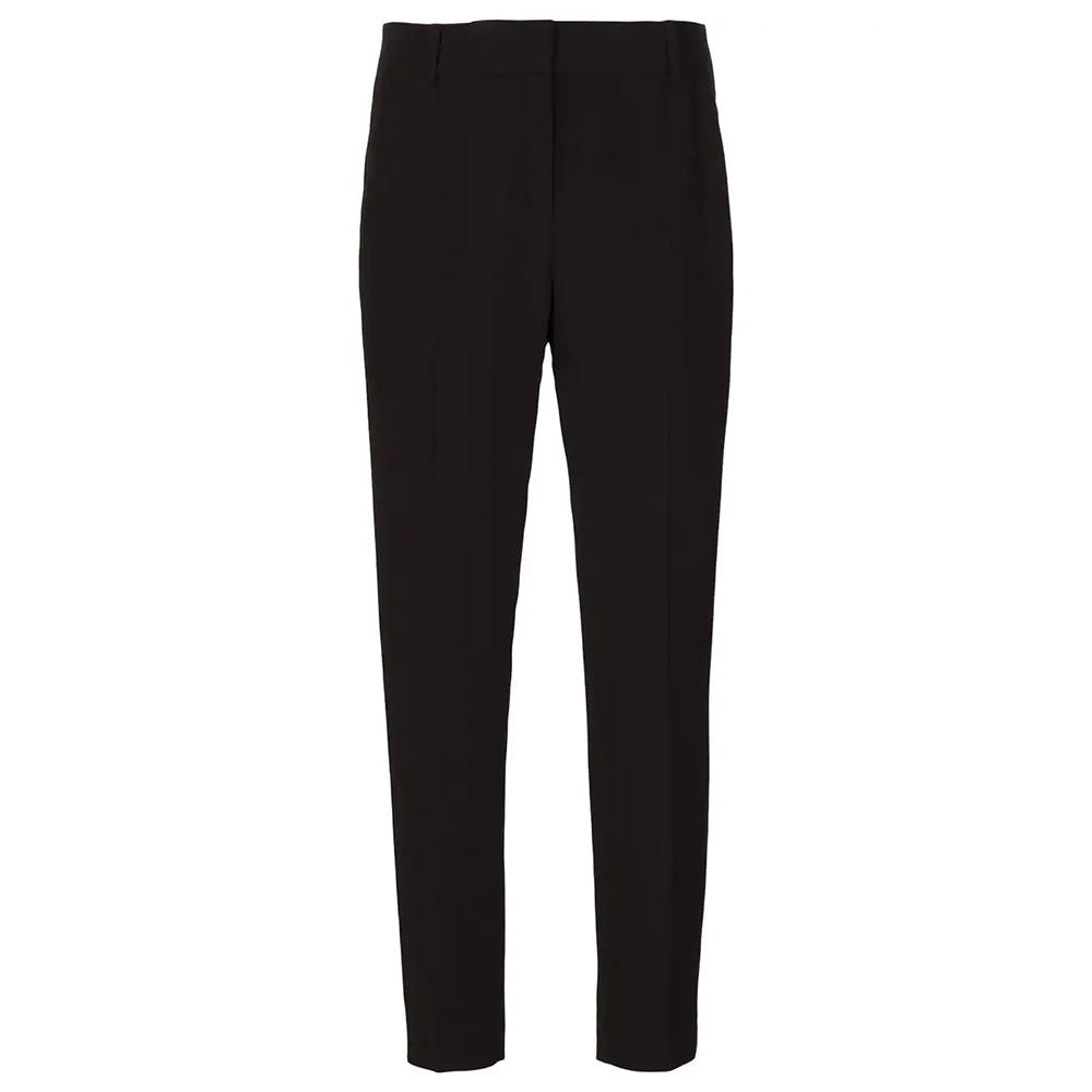 Alexander Wang Onyx black cropped trousers as seen on Meghan Markle