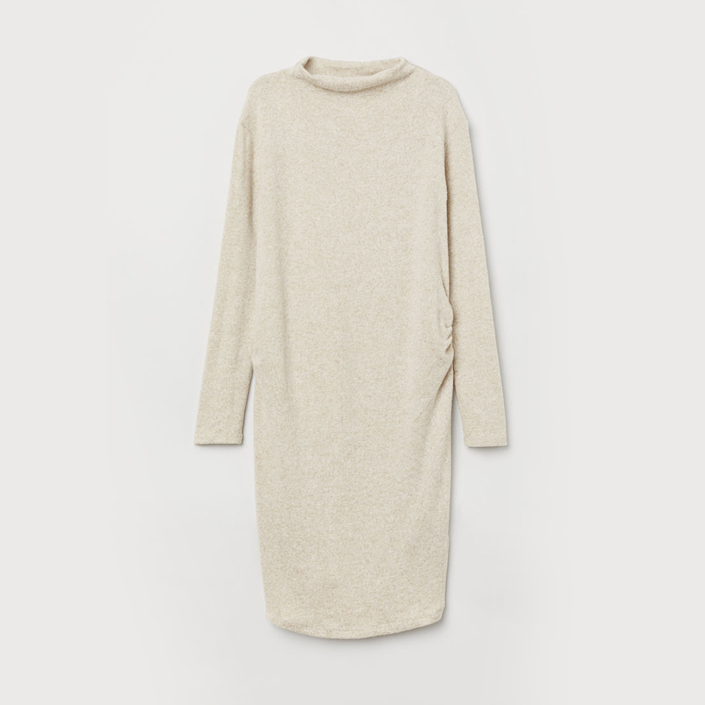 H&M MAMA Fine-knit maternity dress as seen on Meghan, Duchess of Sussex