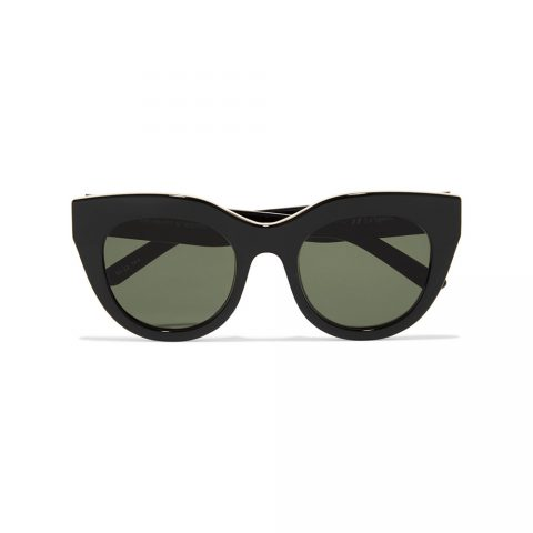 Le Specs Air Heart Sunglasses as seen on Meghan, Duchess of Sussex