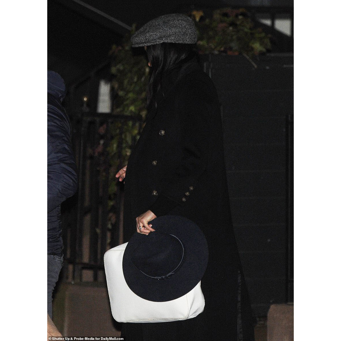 Meghan Markle / Duchess of Sussex spotted in New York City on 18 February, 2019