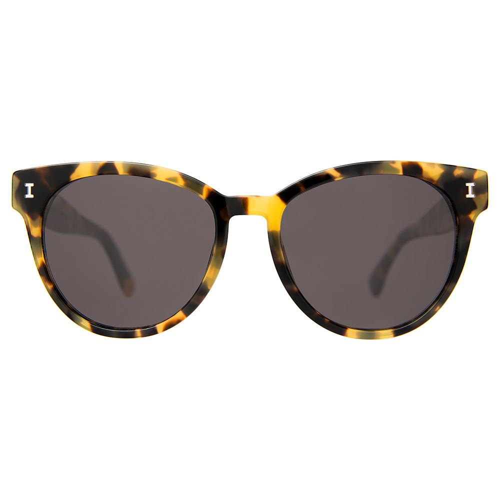 Illesteva York Sunglasses in Tortoise as seen on Meghan Markle, Duchess of Sussex