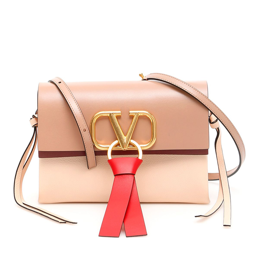 Valentino Vring Crossbody Bag as seen on Meghan, Duchess of Sussex