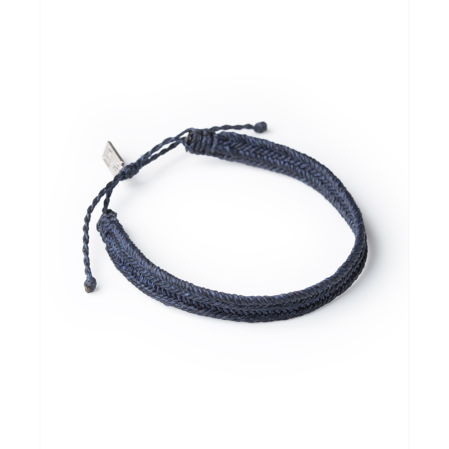 ME to WE Amazon Minga Bracelet in Slate Grey as seen on Meghan, Duchess of Sussex