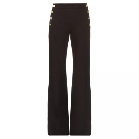 Max Mara 'Stemma' wide-leg sailor trousers as seen on Meghan Markle