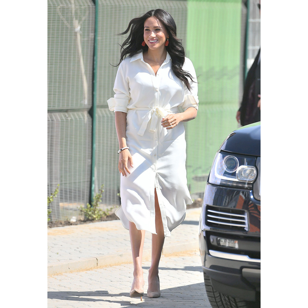 Hannah Lavery Tencel Dress Meghan Maven